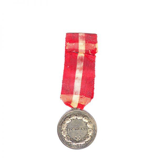 Medal of Merit  Christian X  to Arnold Neumann 2