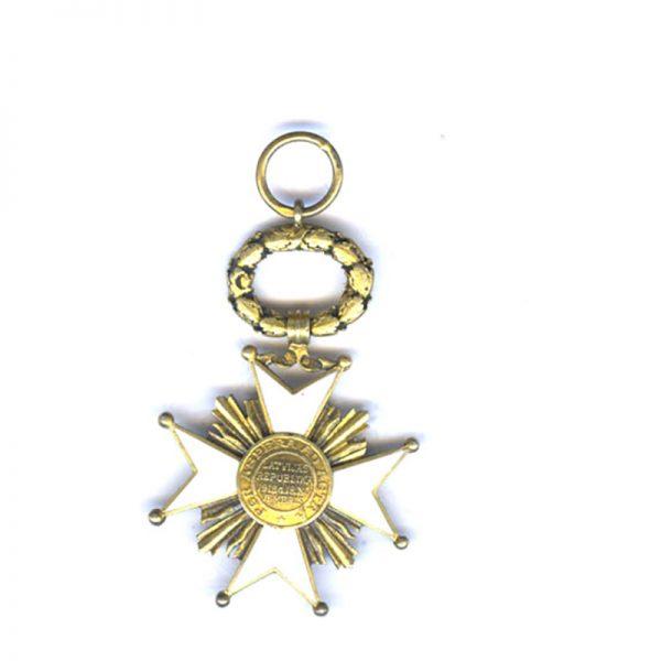 Order of the Three Stars Knight (n.r.) 2