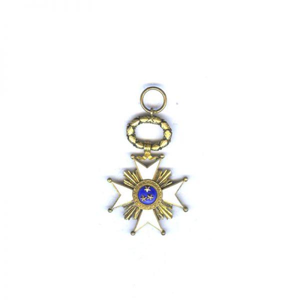 Order of the Three Stars Knight (n.r.) 1