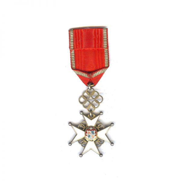 Order of the Cross of Recognition Knight silver 1