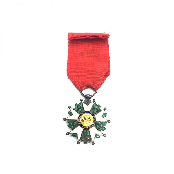 Legion D'Honneur 2nd Republic 1st type 1848-1851 Knight 2