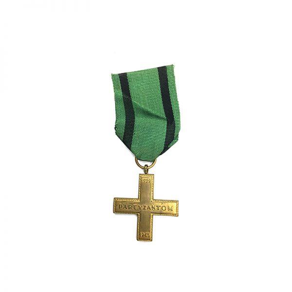 Partisans Cross 1939-1945 2