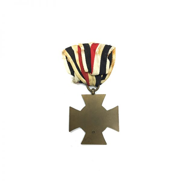 Honour Cross 1914-18 no swords scarce 2