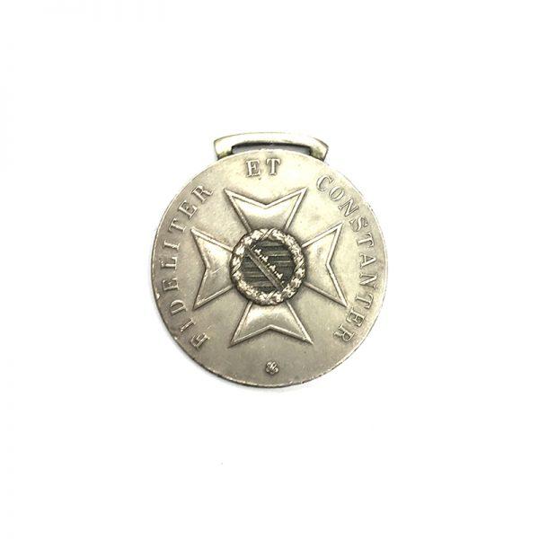 Carl Eduard silver   merit medal  (n.r.) 2