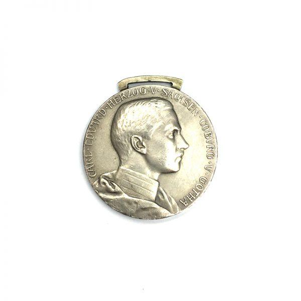 Carl Eduard silver   merit medal  (n.r.) 1