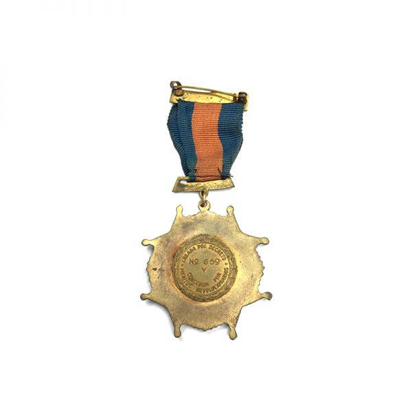 Cross  of Revolutionary Merit 2nd period 1913-1914 2