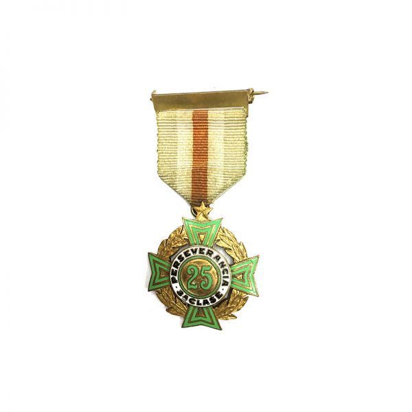 Cross for Perseverance  25 years  Military Long Service Cross 1
