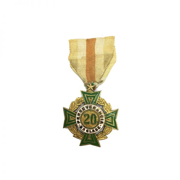 Cross for Perseverance  20 years Military  Long Service Cross 1