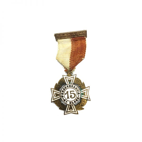 Cross for Perseverance  15 years Military  Long Service Cross 1