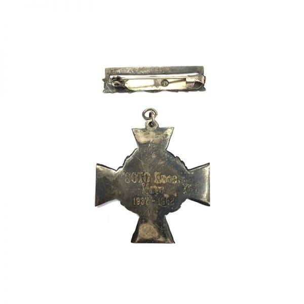 Al Merito Silver Cross 1937-1962 2