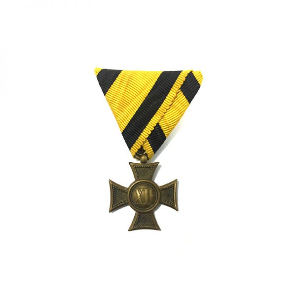 Military L.S.Cross  XII years 1