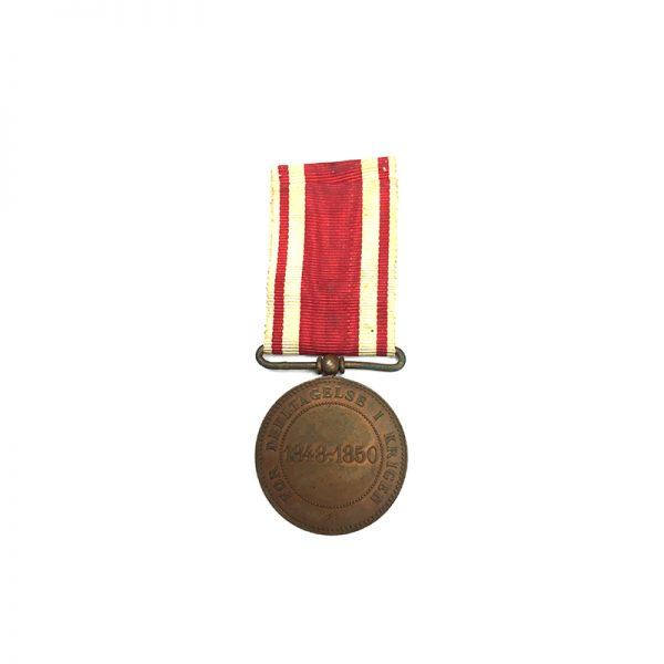War medal 1848-1850 2