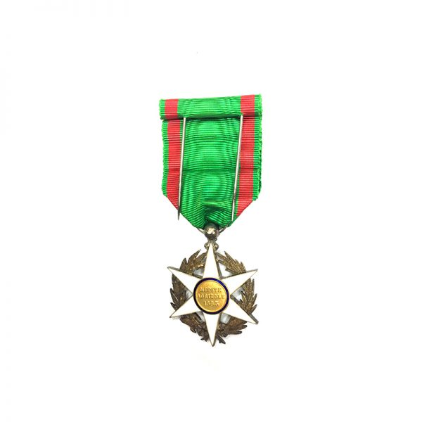 Order of Agricultural Merit Knight 2