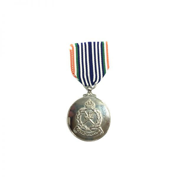 Police Long Service and Good Conduct medal 1