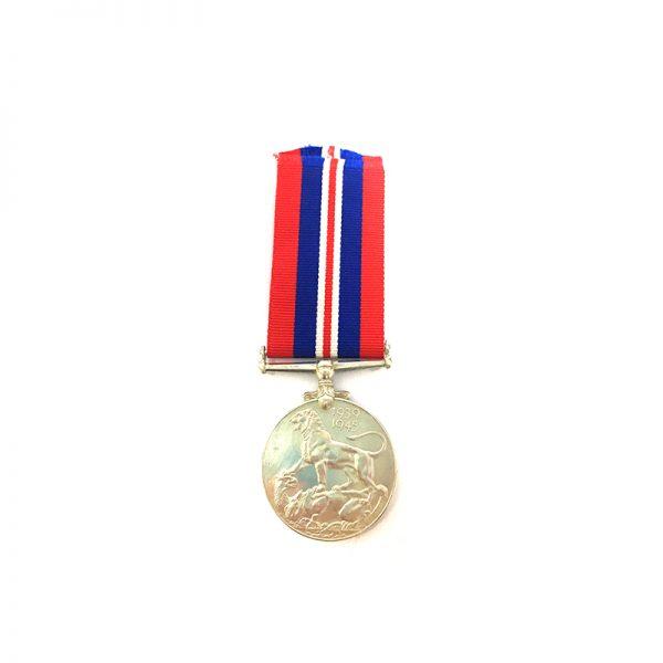 1939-45 War medal silver 2