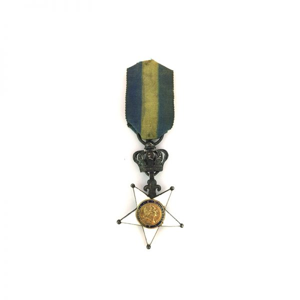 Order of Fidelity of the National Guard of Paris 1815 1