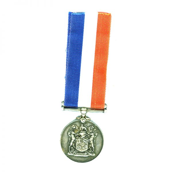 South African Medal for home services 1939-45 1