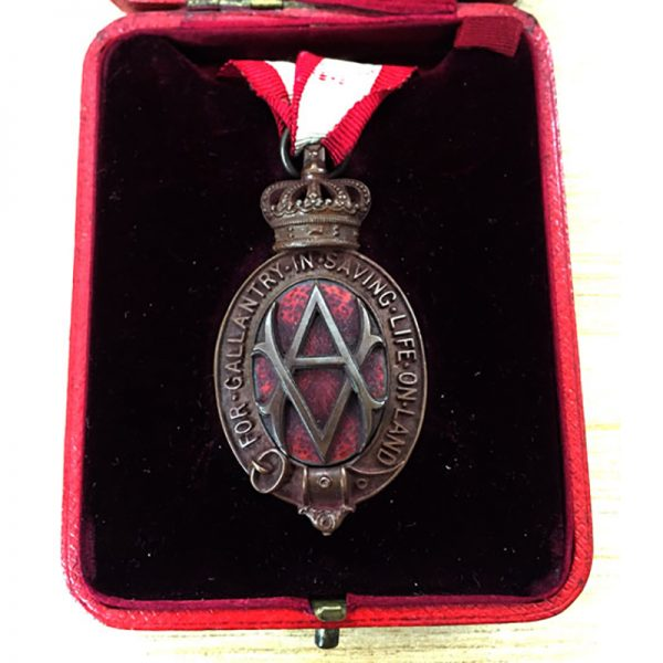 Albert Medal 1