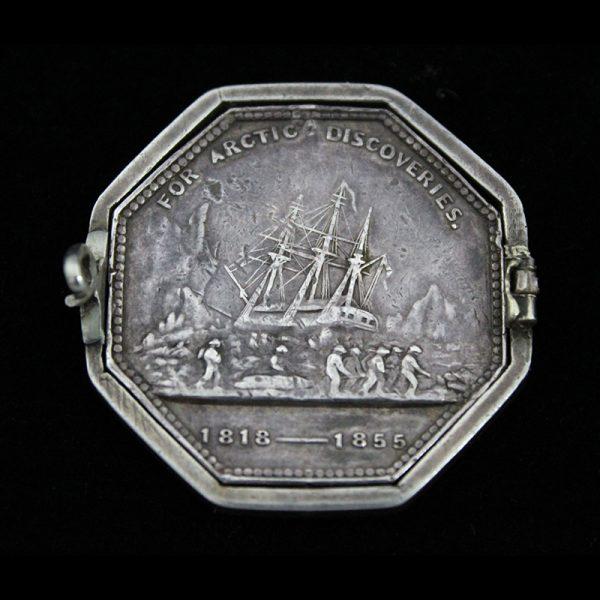 Arctic Medal 1818-1855 2