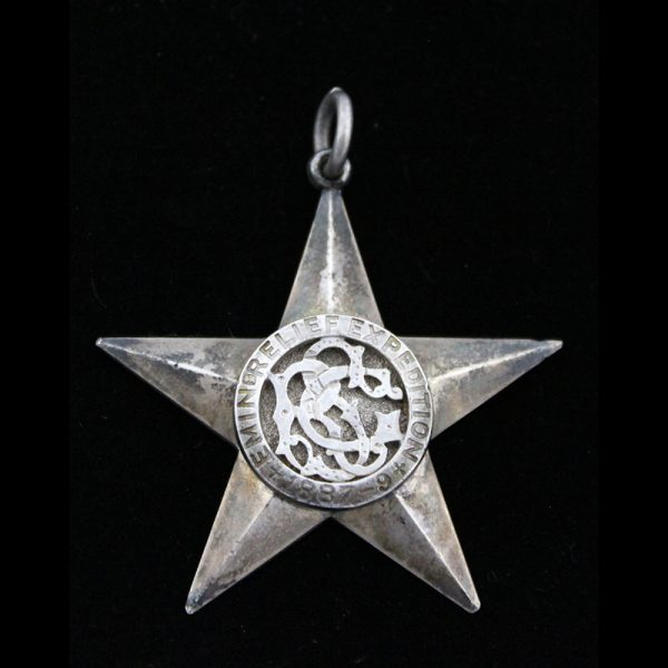 Emin Relief Expedition Star 1
