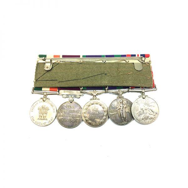 GSM CSM LSGC Gurkha Officer Group 2