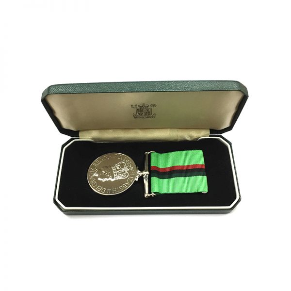 RUC Service Medal 5