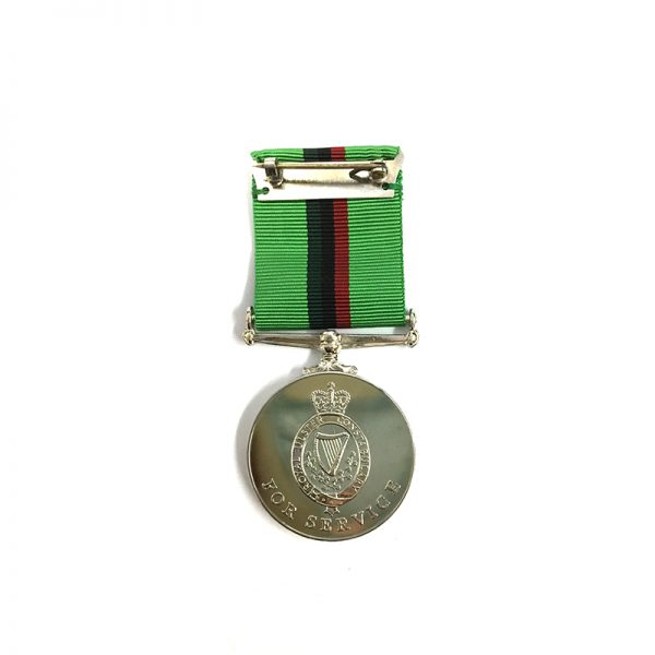RUC Service Medal 2