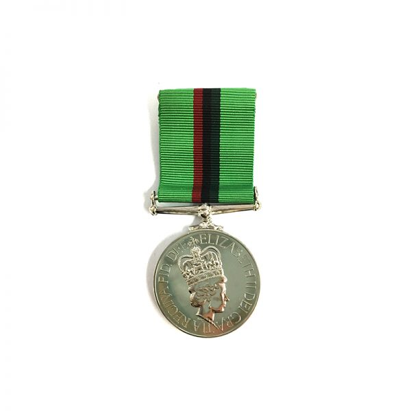 RUC Service Medal 1