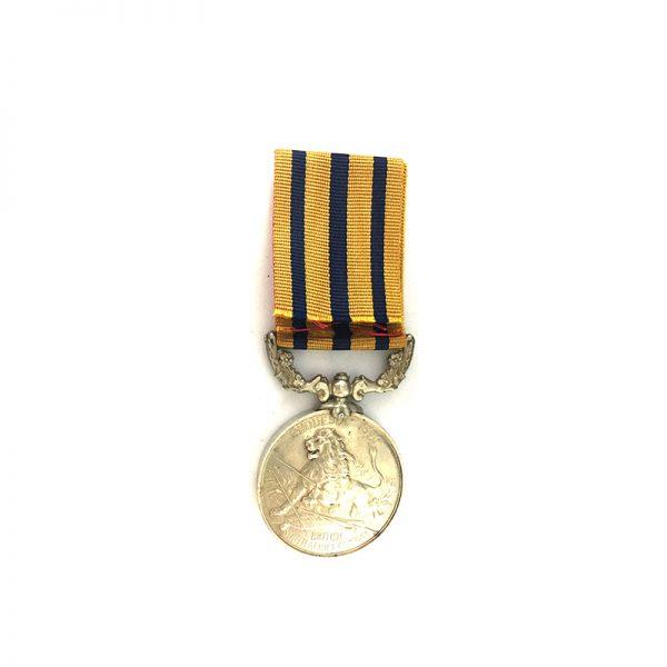 BSA Company Rhodesia 1896 Police 2