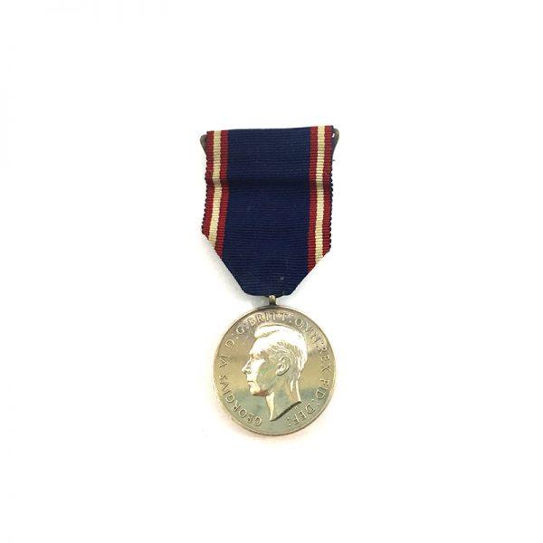 Royal Victorian Medal GVI 2nd Class 1