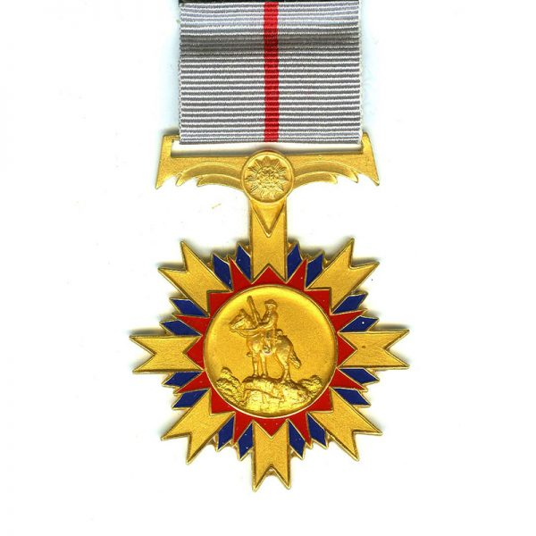 South West Africa Police Star for Distinguished Merit 1