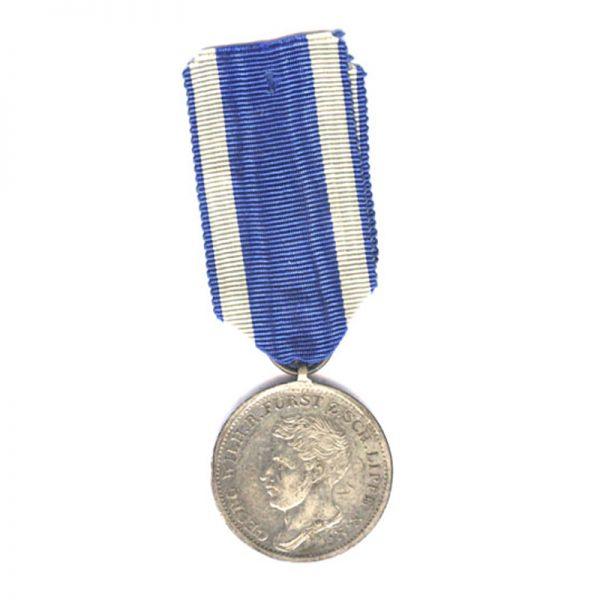 Waterloo Military Merit Medal 1