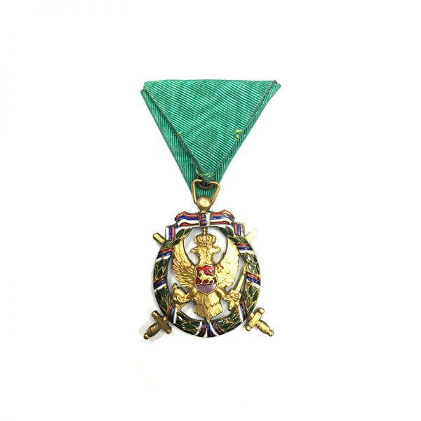 Order of  Freedom 1919 2