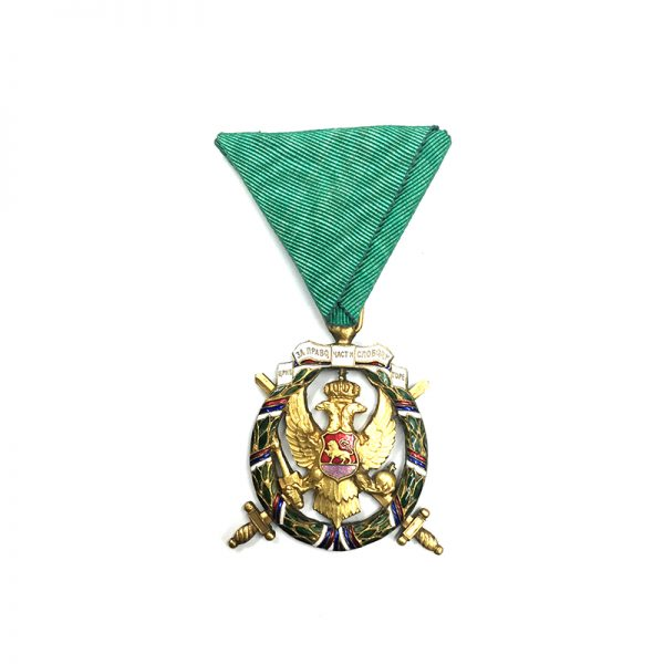 Order of  Freedom 1919 1