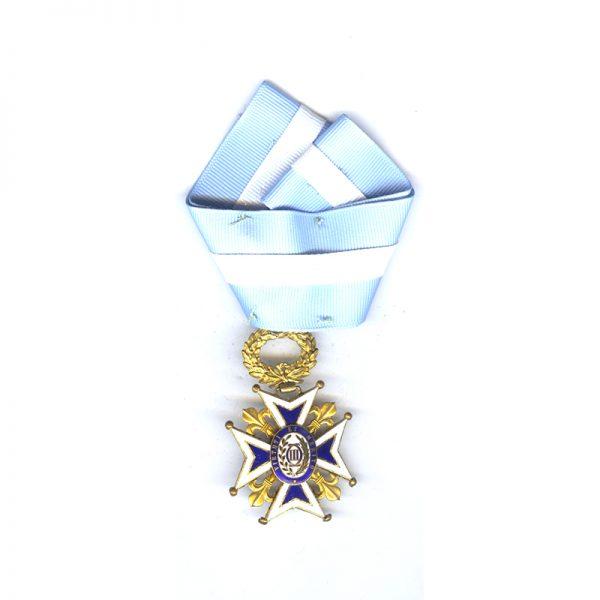 Order of Charles III Commander 2