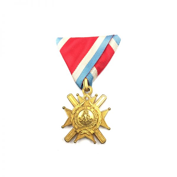 Order of Takowa Knights merit cross 1877-1903 very scarce 1