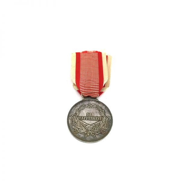 Medal for Bravery Franz I 1839-1849  silver 2