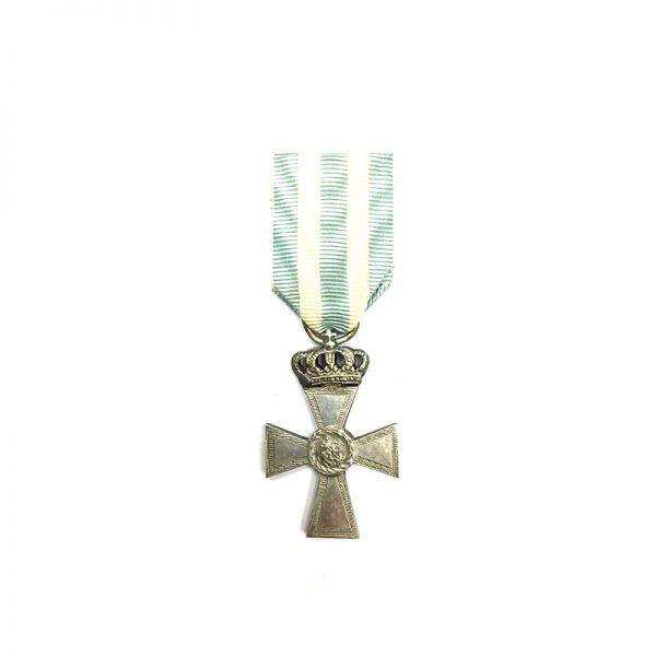Cross of Valour  for the Gendarmerie 1946 1