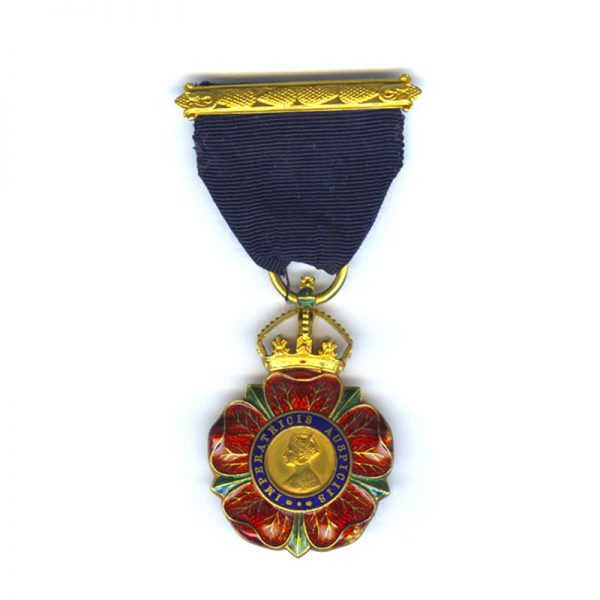 Companion of Order of the Indian Empire 1
