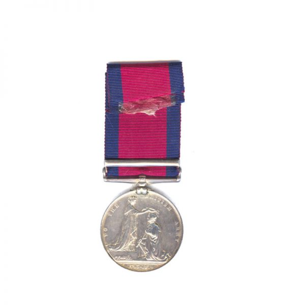 Military General Service Medal 1793-1848 2