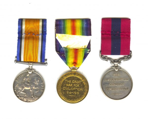 Distingushed Conduct Medal 2