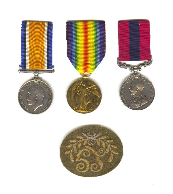 Distingushed Conduct Medal 1