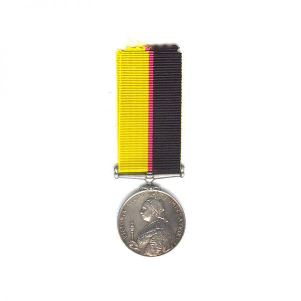 Queen's Sudan Medal 1