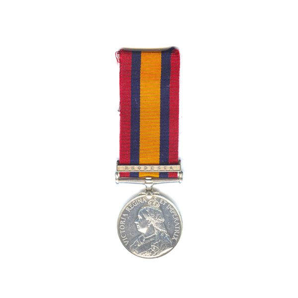Queen's South Africa Medal 1