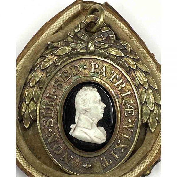 Pitt Club Lord Viscount Valentia in original case 3