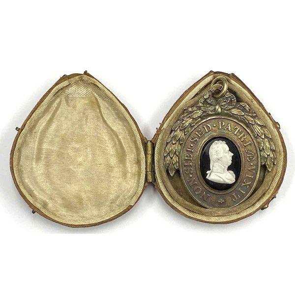 Pitt Club Lord Viscount Valentia in original case 1