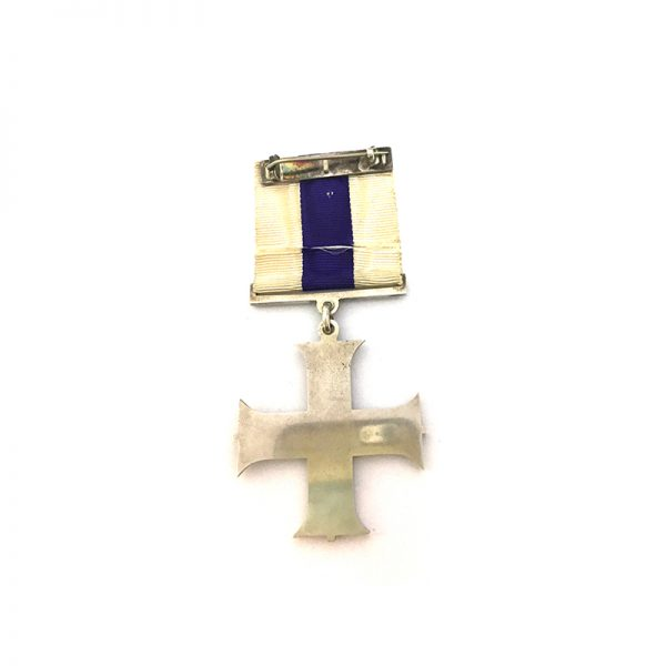 Military Cross GV WW1 2