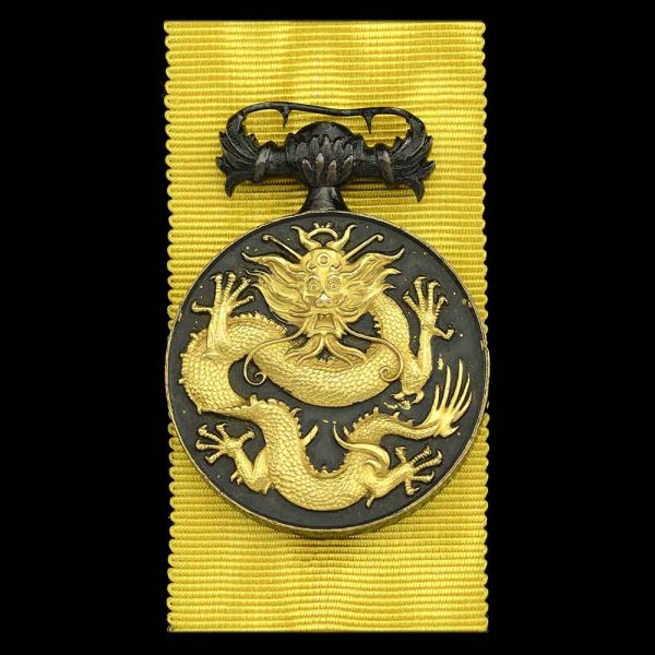Order of the Dragon Lt Col 1