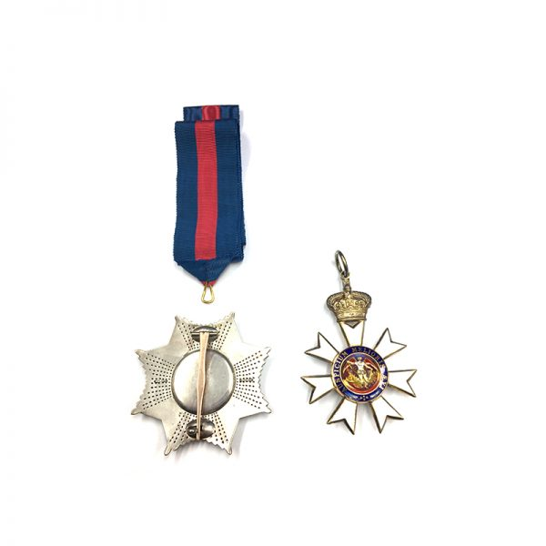 Order of St Michael and St George K.C.M.G. 2