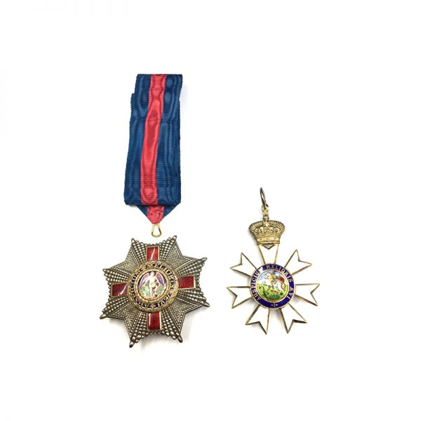 Order of St Michael and St George K.C.M.G. 1
